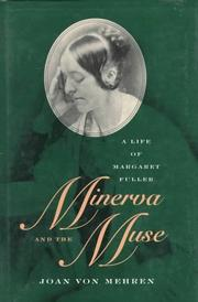 Cover of: Minerva and the Muse
