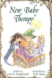 Cover of: New baby therapy | Lisa Engelhardt