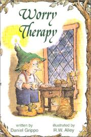 Cover of: Worry Therapy (Elf Self Help)