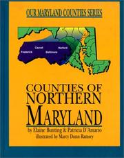 Cover of: Counties of northern Maryland