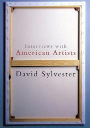 Cover of: Interviews with American Artists