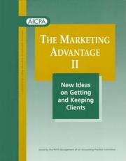 Cover of: The marketing advantage. |