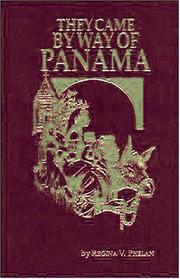 Cover of: They came by way of Panama