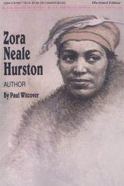 Zora Neale Hurston by Paul Witcover