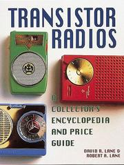 Cover of: Transistor radios