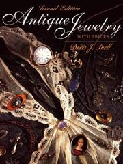 Cover of: Antique jewelry