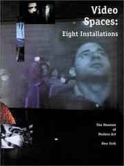 Cover of: Video spaces