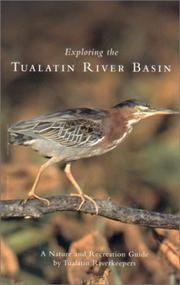 Cover of: Exploring the Tualatin River Basin |