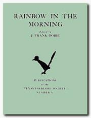 Cover of: Rainbow in the morning