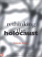 Cover of: Rethinking the Holocaust