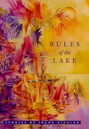 Cover of: Rules of the lake