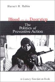 Cover of: Blood on the Doorstep