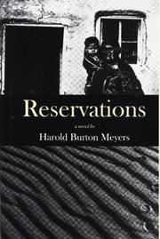Cover of: Reservations