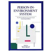 Cover of: Person-in-Environment System | James M. Karls
