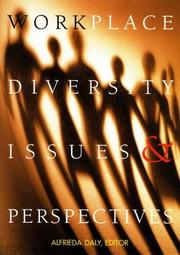 Cover of: Workplace Diversity | Alfrieda Daly