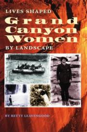 Cover of: Grand Canyon women