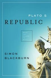 Cover of: Plato's Republic (Books That Changed the World)