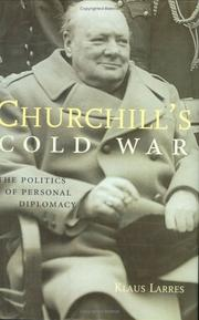 Cover of: Churchill