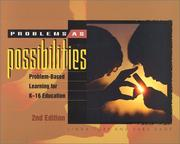 Cover of: Problems as possibilities | Linda Torp