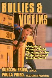 Cover of: Bullies & victims
