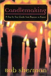 Cover of: Candlemaking | Bob Sherman