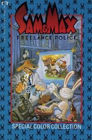 Cover of: Sam & Max, freelance police | Steve Purcell