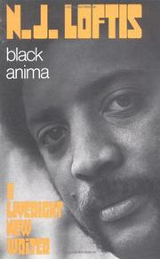 Cover of: Black anima | Norman Loftis