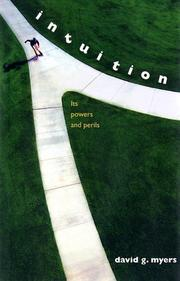 Cover of: Intuition