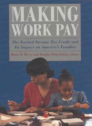 Cover of: Making Work Pay |