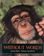 Cover of: Without words
