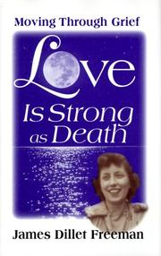 Cover of: Love Is Strong As Death
