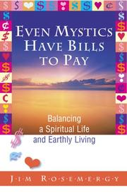 Cover of: Even mystics have bills to pay