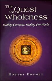 Cover of: The Quest for Wholeness
