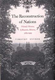Cover of: The Reconstruction of Nations