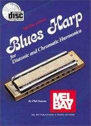 Cover of: Mel Bay presents Blues Harp
