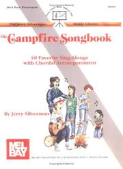Cover of: Mel Bay's Campfire Songbook (Jerry Silverman Music Library) (Jerry Silverman Music Library)