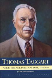 Cover of: Thomas Taggart