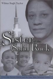 Cover of: Sister of the Solid Rock | Wilma Rugh Taylor
