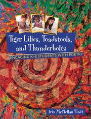 Cover of: Tiger Lilies, Toadstools, and Thunderbolts | Iris McClellan Tiedt