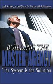Cover of: Building the master agency