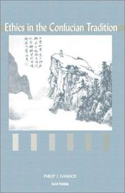 Cover of: Ethics in the Confucian Tradition