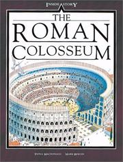 Cover of: The Roman Colosseum (Inside Stories)