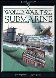 Cover of: A World War II Submarine