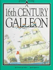 Cover of: A 16th century galleon