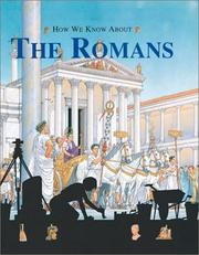 Cover of: How we know about the Romans