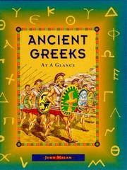 Cover of: Ancient Greeks