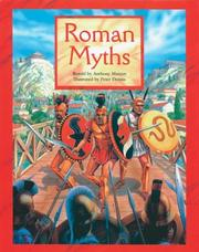 Cover of: Roman myths