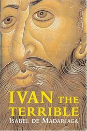 Cover of: Ivan the Terrible