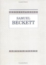Cover of: Understanding Samuel Beckett