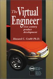 Cover of: The virtual engineer | Howard C. Crabb